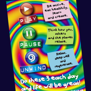 PPU-healthy-living-poster