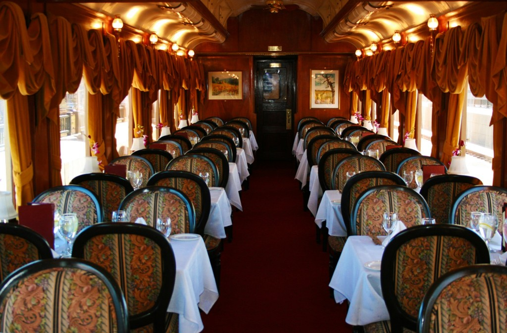 Board the Wine Train