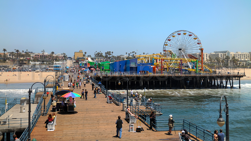 Venice Beach - places to visit in Los Angeles