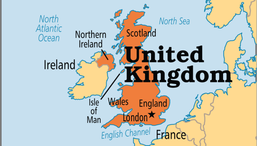 places to visit in the United Kingdom