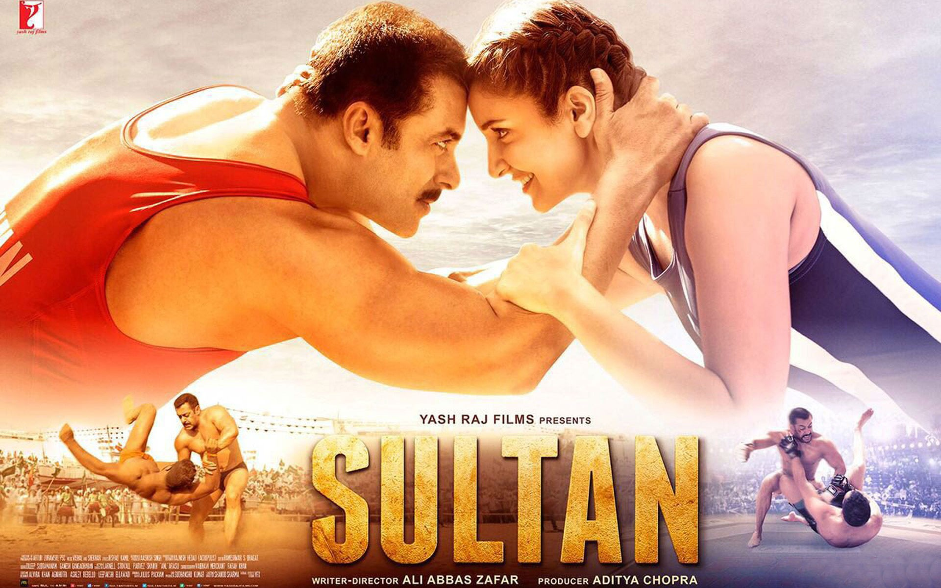 Sultan 2016 movie review