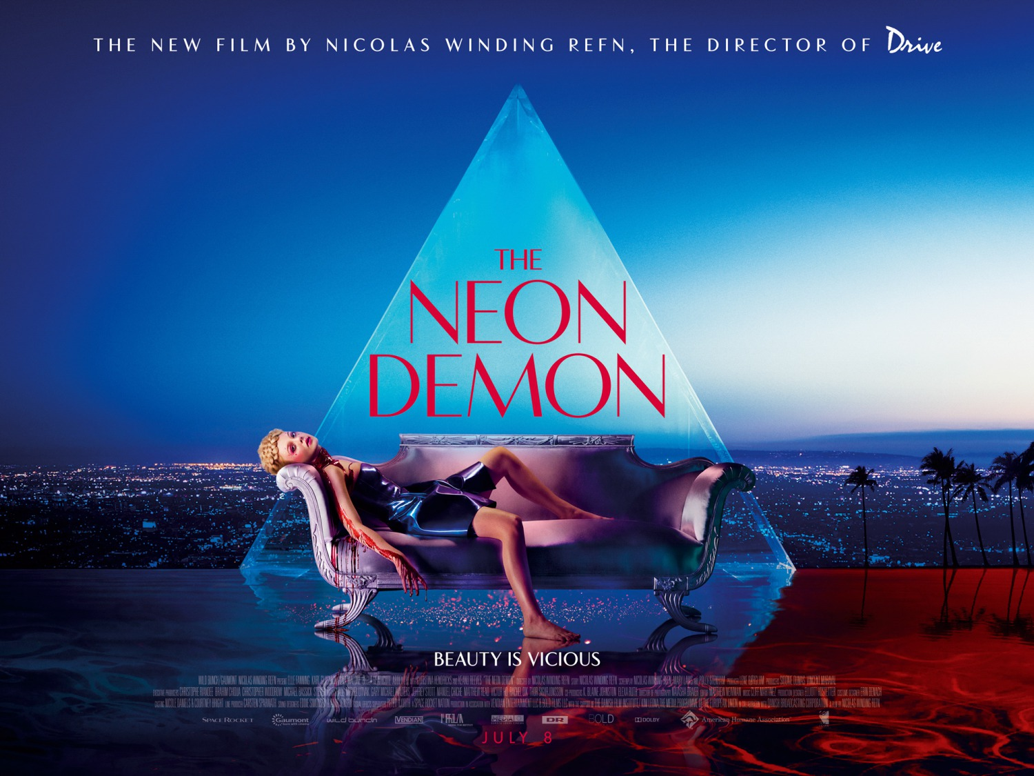 The Neon Demon | Movie Review | Hollywood Movies | Horror Movie Trailer