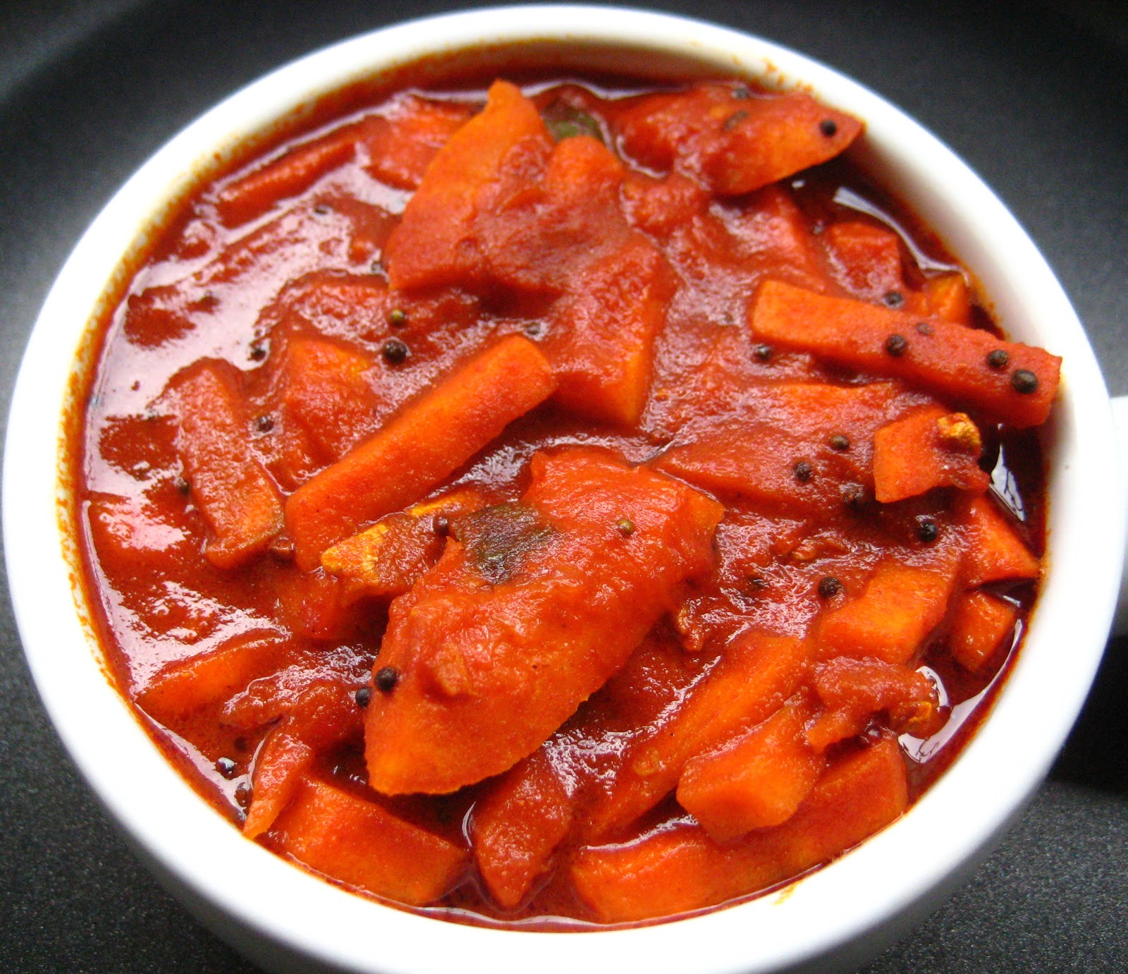 Andra Style Carrot Pickle