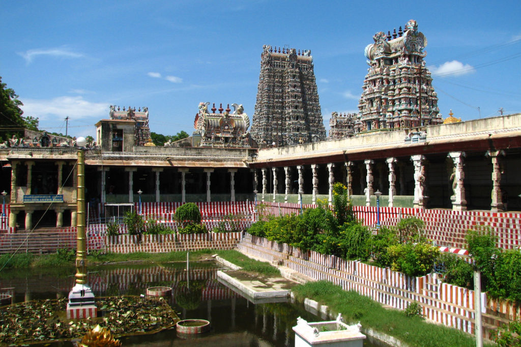 holy places in India