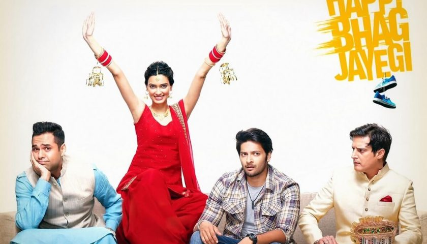Happy Bhag Jayegi 2016: Movie Review