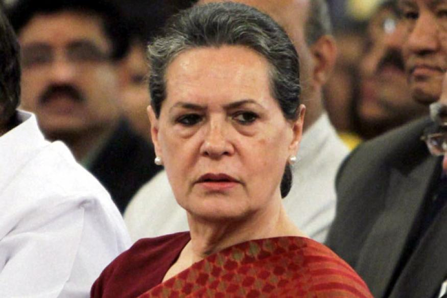 Sonia Gandhi not well