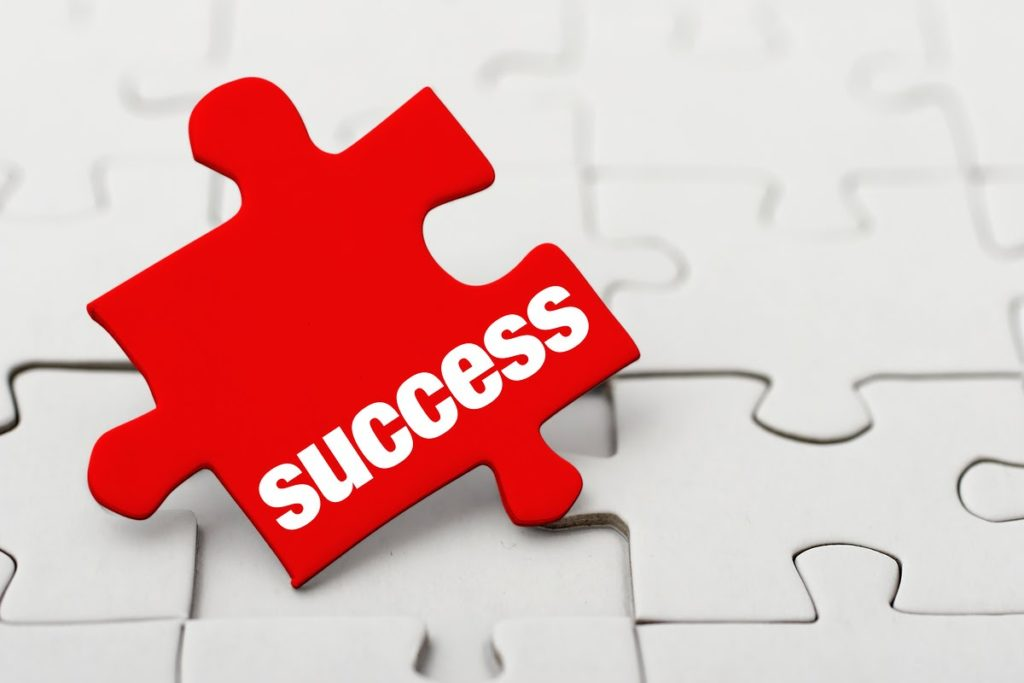 success for business plan