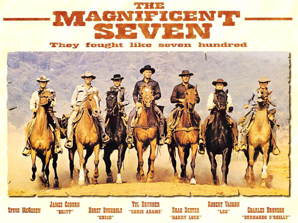 The Magnificent Seven | Movie Review | Hollywood Movies | English Film