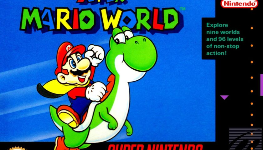 Nintendo Super Mario Game