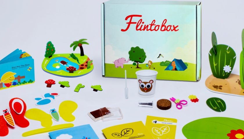 FlintoBox Fun for children
