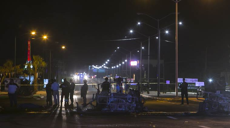 24 killed in Mexico