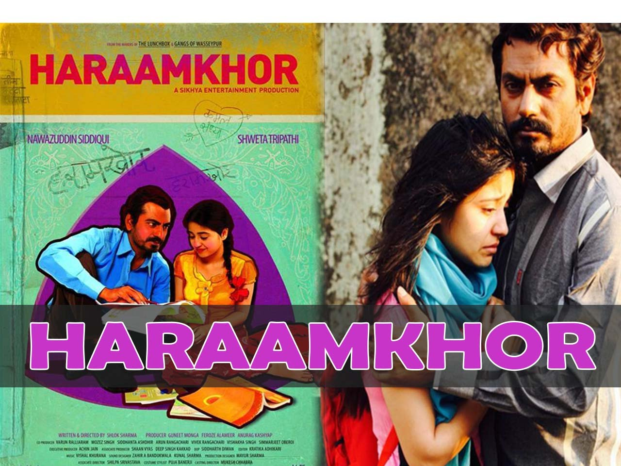 Haraamkhor 2017 movie review
