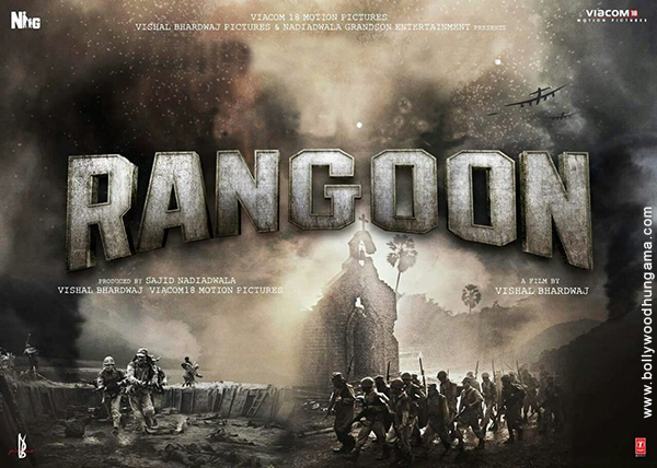 Rangoon 2017: Movie Review