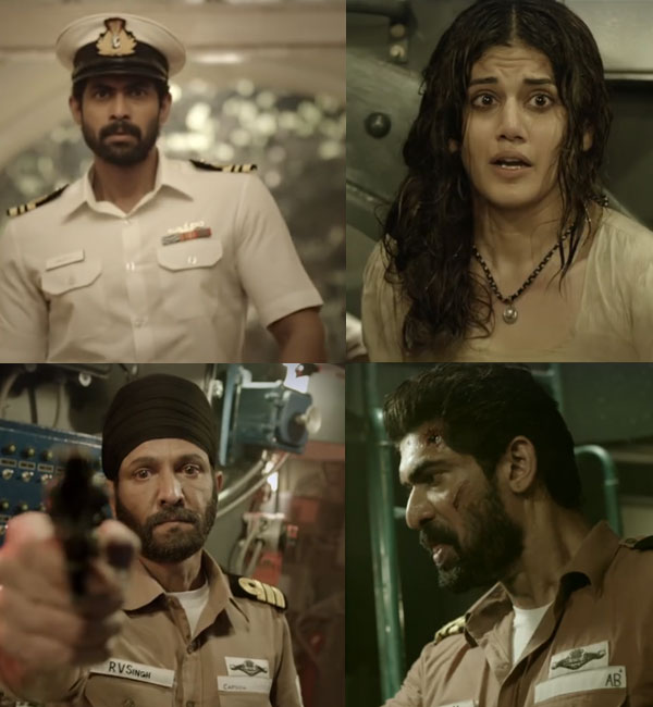 The Ghazi Attack Movie Trailer