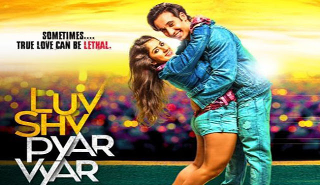 Luv Shv Pyar Vyar movie review