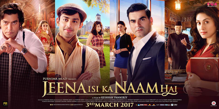 Jeena Isi Ka Naam Hai Movie Review